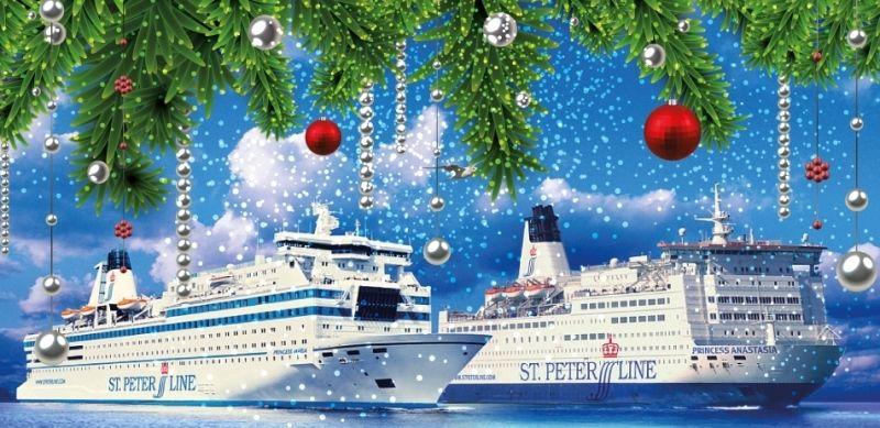 Санкт петербург круизы новый год 2017