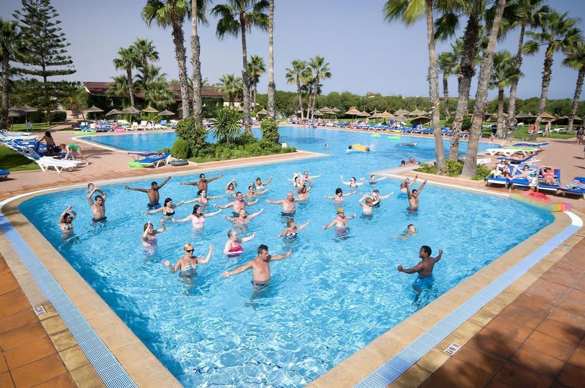 Тунис отель сахара бич резорт фото