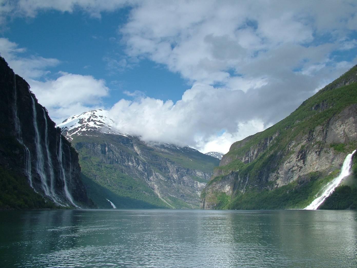 Картинки норвегия фьорды