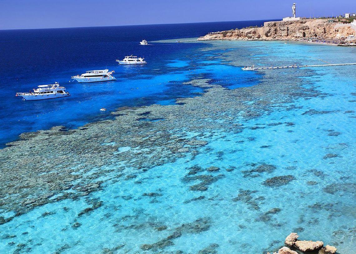 картинка фотография курорта Синайский полуостров в Египте